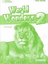 world wonders 2 test book photo