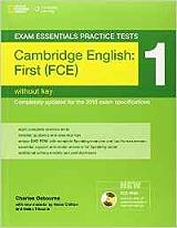 exam essentials 1 first practice tests students book multi rom photo