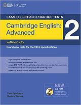 exam essentials 2 advanced practice tests students book multi rom photo