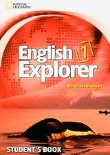 english explorer 1 students book cd rom international photo