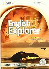 english explorer 1 workbook cd international photo