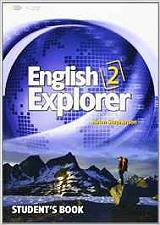 english explorer 2 students book cd rom international photo