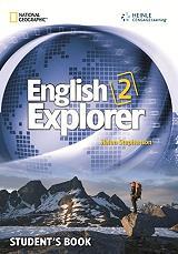 english explorer 2 workbook cd international photo