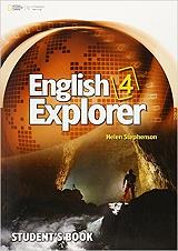 english explorer 4 students book cd rom international photo