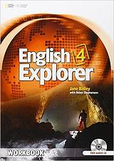 english explorer 4 workbook cd international photo
