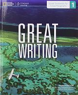 great writing 1 students book online w b photo