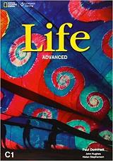 life advanced students book dvd photo