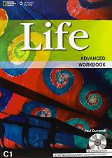 life advanced workbook photo