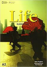 life elementary students book dvd photo