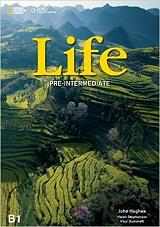 life pre intermediate students book dvd photo