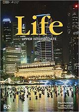 life upper intermediate students book dvd photo