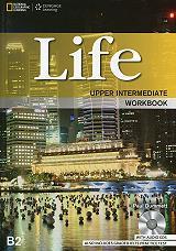 life upper intermediate workbook audio cd photo