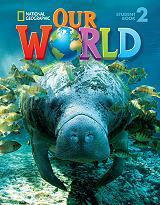 our world 2 students book cd rom american edition photo