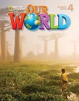our world 4 students book cd rom american edition photo