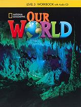 our world 5 workbook audio cd american edition photo