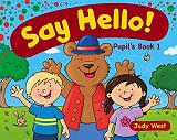 say hello 1 students book photo