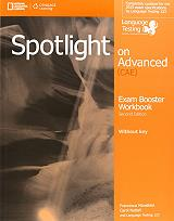 spotlight on advanced exam booster audio cds 2nd ed photo