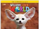 welcome to our world 1 activity book audio cd british edition photo