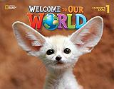 welcome to our world 1 students book british edition photo