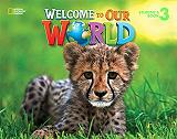 welcome to our world 3 students book british edition photo