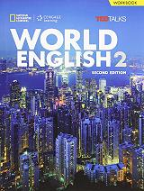 world english 2 workbook 2nd ed photo