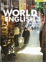 world english 3 workbook 2nd ed photo