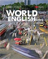 world english intro students book 2nd ed photo