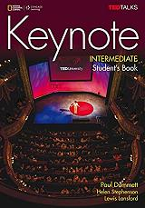 keynote intermediate students book dvd photo