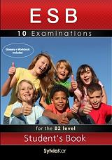 esb 10 examinations for the b2 students book photo