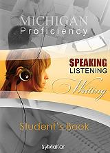 speaking listening writing for the michigan proficiency students book photo