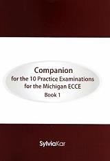 companion for the 10 practice examinations for the michigan ecce book 1 student book photo
