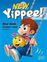 new yippee blue students book photo
