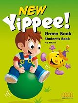 new yippee green students book photo