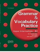 GRAMMAR AND VOCABULARY PRACTICE UPPER INTERMEDIATE B2 STUDENT BOOK βιβλία   εκμάθηση ξένων γλωσσών
