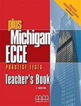 plus michigan ecce practice tests teachers book photo