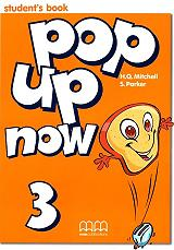pop up now 3 students book photo