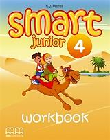 smart junior 4 workbook photo