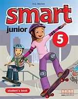 smart junior 5 students book photo