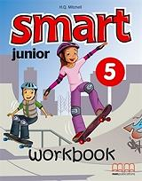 smart junior 5 workbook photo