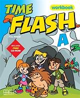 time flash a workbook photo