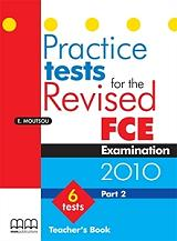 practice tests fce 2010 teachers book part 2 photo