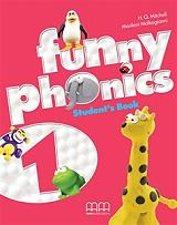 funny phonics 1 students book photo