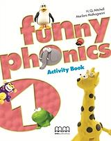 funny phonics 1 activity book photo