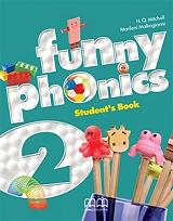 funny phonics 2 students book photo
