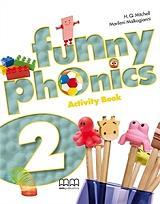 funny phonics 2 activity book photo