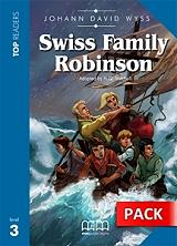 swiss family robinson students pack includes glossary cd photo