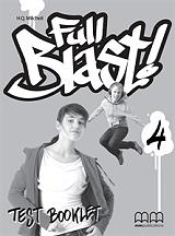 full blast 4 test booklet photo
