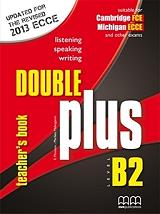 double plus b2 teachers book photo