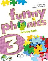 funny phonics 3 activity book photo