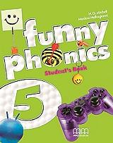 funny phonics 5 students book photo